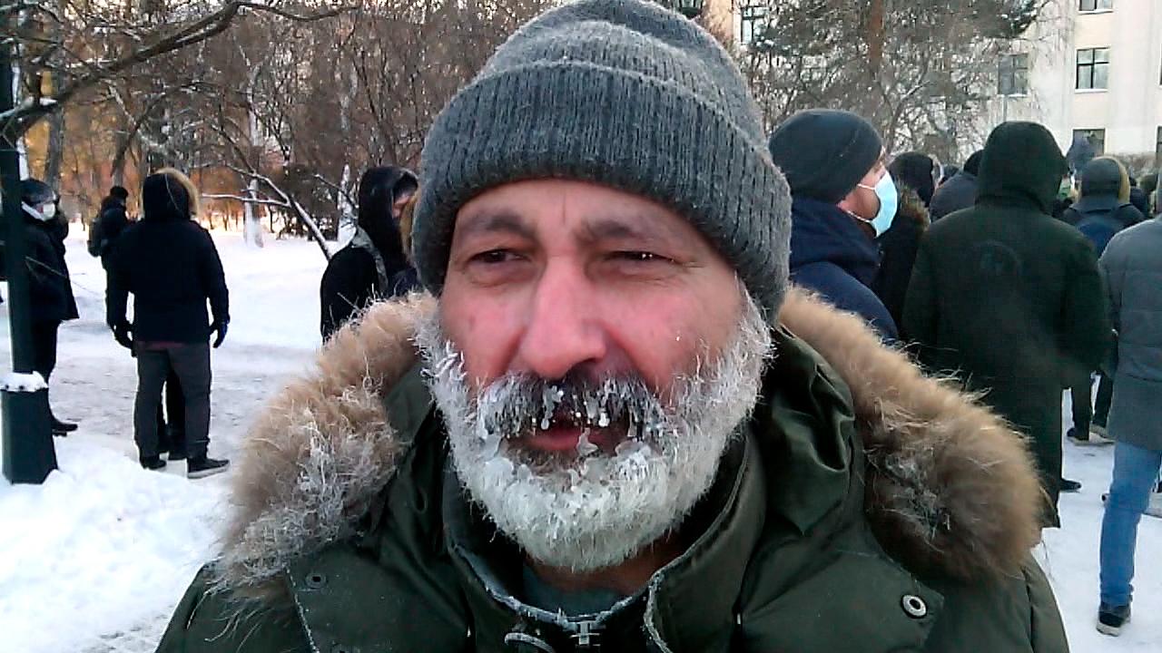 23.01.2021 г. Нет политическим репрессиям! Свободу полит заключенным! Свободу Николаю Платошкину!