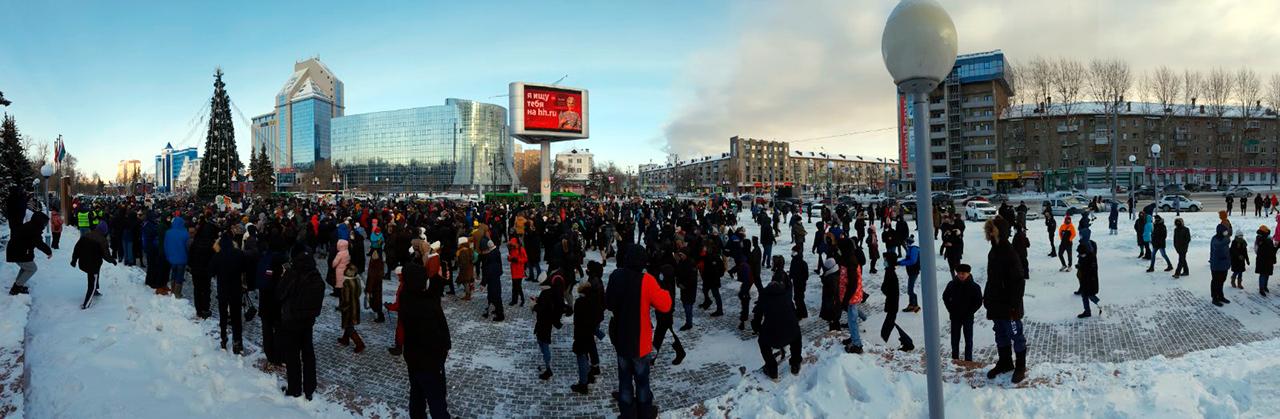 Позиция Совета РО ДЗНС ТО по поводу протестной акции 31 января 2021